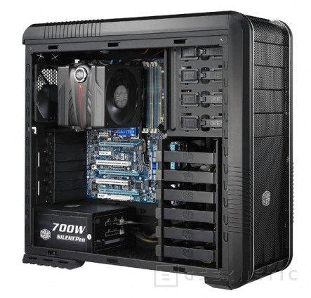 Cooler Master redondea su gama de productos con el nuevo V6, Imagen 3