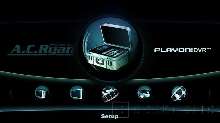 Doble sintonizador, Web Streaming y mucho más en el nuevo Playon!DVR de ACRyan, Imagen 2