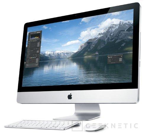 Apple le da un empujoncito al iMac mediante procesadores Core i3, Imagen 1