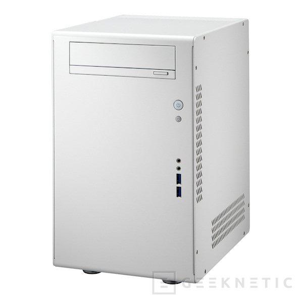 Más Mini-ITX de Lian Li. Mini-Q PC-Q11, Imagen 1