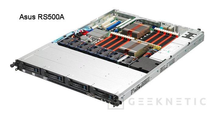 Nuevos servidores G34 de AMD de ASUS, Imagen 1