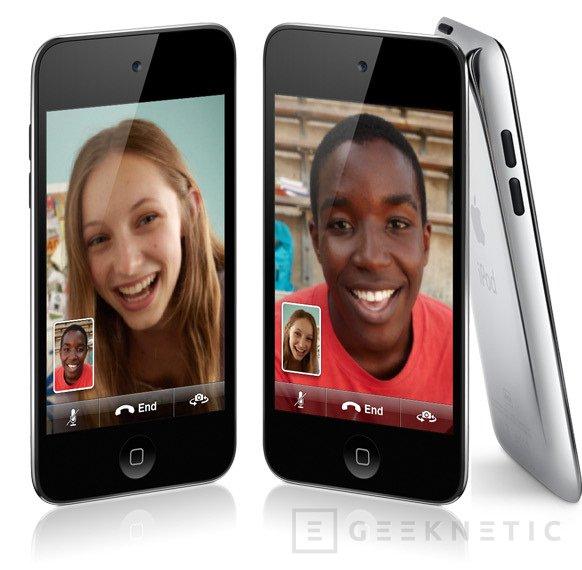 Apple iguala las prestaciones del iPod Touch con el iPhone 4, Imagen 1