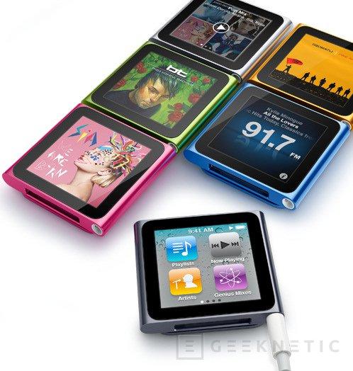 Apple iguala las prestaciones del iPod Touch con el iPhone 4, Imagen 2