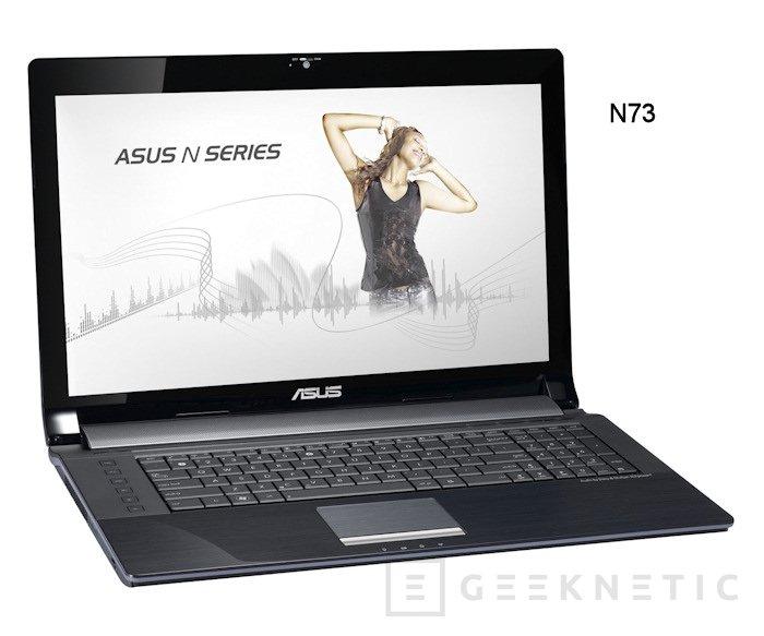 ASUS potencia su gama multimedia con los nuevos N3, Imagen 2