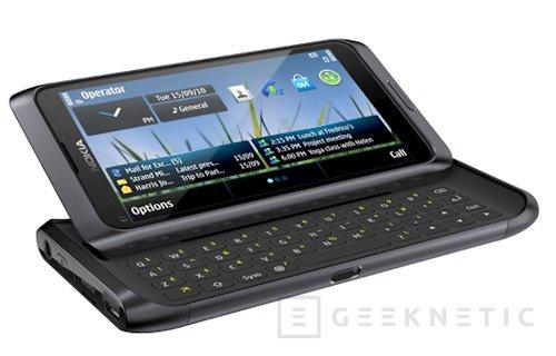 Hoy Nokia presentó nuevos terminales Symbian^3, Imagen 1