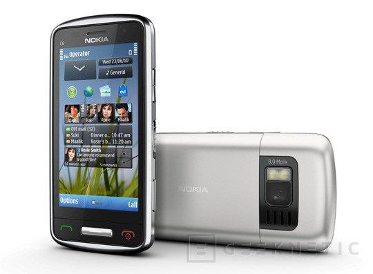 Hoy Nokia presentó nuevos terminales Symbian^3, Imagen 3