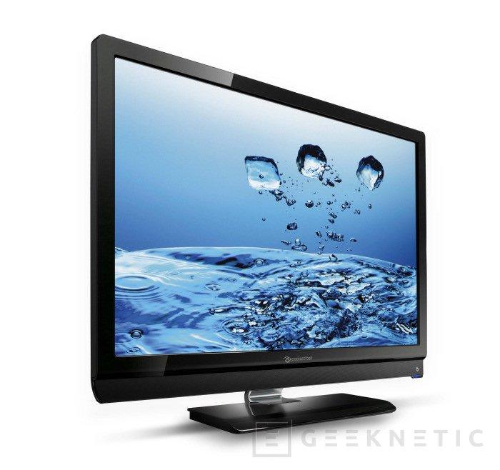 Packard Bell presenta los nuevos Maestro TV, Imagen 1
