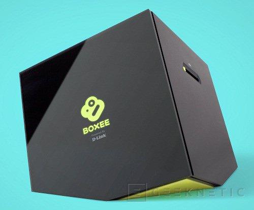 D-Link Boxee Box llegara a Europa antes de que acabe el año, Imagen 1