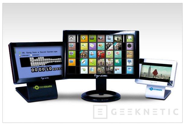 IMON FingerVU, el monitor USB secundario bien hecho, Imagen 1