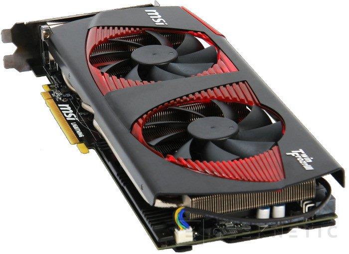 MSI lanza la GTX 480 Lightning, Imagen 1