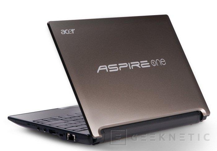 Nuevo Aspire One D255 de Acer, Imagen 1