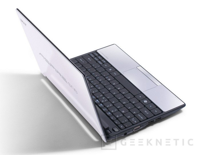 Nuevo Aspire One D255 de Acer, Imagen 2