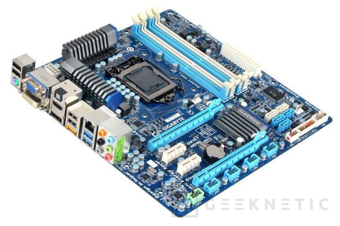 Gigabyte filtra imágenes de sus placas para socket 1155, Imagen 2