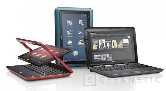 Dell lanzará el Inspiron Duo a principios de Diciembre, Imagen 1