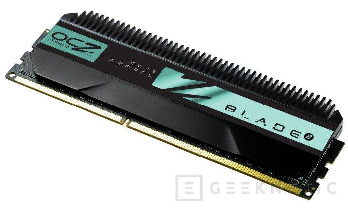 OCZ Blade 2. La marca de las memorias High-end vuelve a  ser lo que era, Imagen 1