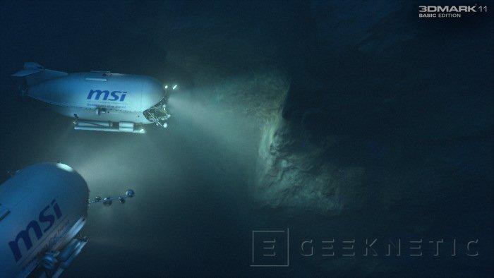 3Dmark 2011 ya está disponible, Imagen 1