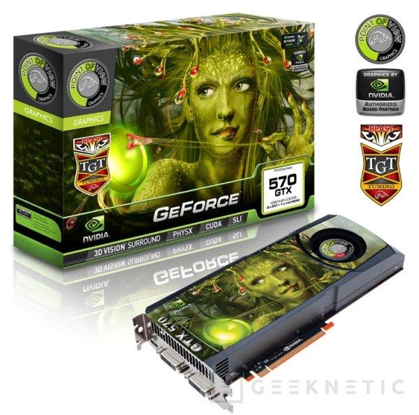 Point Of View /TGT presentan su GTX 570 más monstruosa, Imagen 2