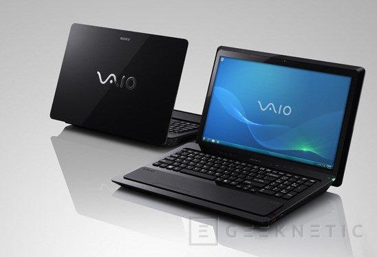 CES 2011. Nuevos modelos Sony Vaio, Imagen 1