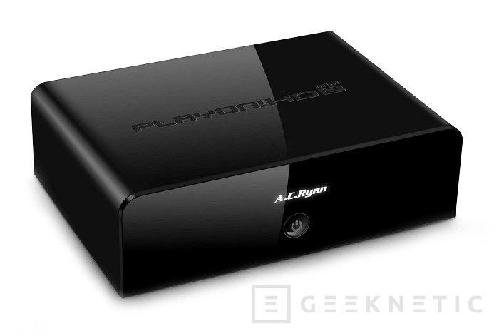 ACRyan presenta su segunda generación de reproductores multimedia, Imagen 1