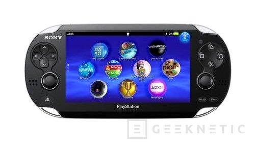 Sony presenta oficialmente la PSP2 (NGP), Imagen 1