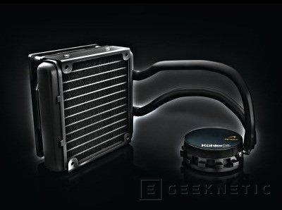 Antec adopta la tecnología de Asetek para su nuevo refrigerador por agua, Imagen 3