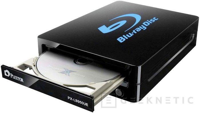 Plextor PL-LB950UE. Graba Blu-ray a 12x mediante USB 3.0, Imagen 1