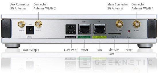 Nuevo Router VPN 3G de Lancom, Imagen 2