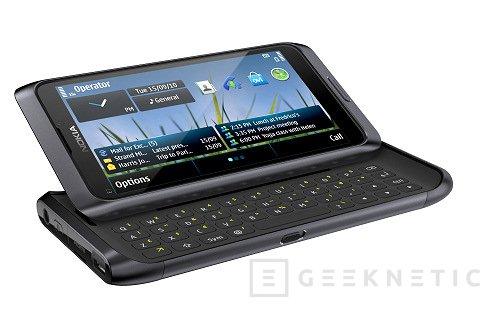 Nokia E7 comienza a comercializarse, Imagen 1