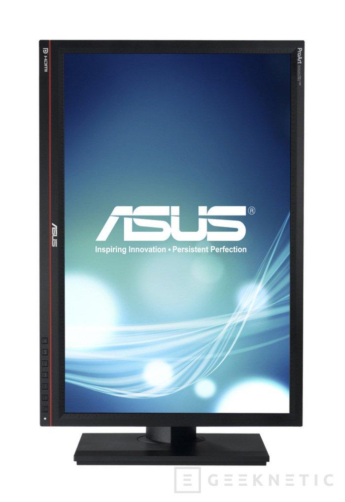 Nuevo monitor ASUS PA246Q ProArt Series, Imagen 1