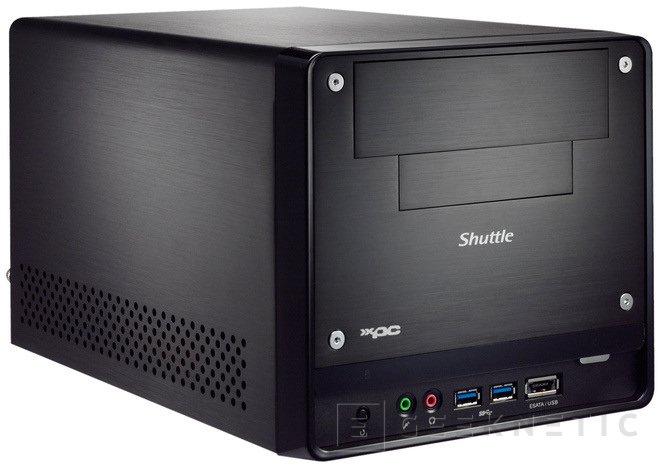 """Shuttle demostrará sus nuevas """"cubos"""" para procesadores Sandy Bridge en Cebit, Imagen 1"""
