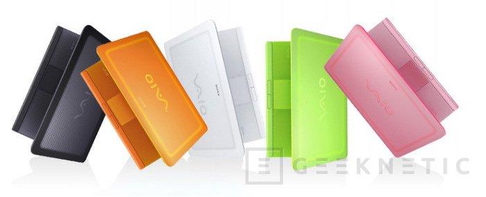 La nueva serie Vaio C de Sony estrena procesador  y colores, Imagen 1