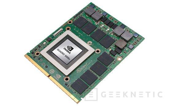Nueva generación Nvidia Quadro 5000M, Imagen 1
