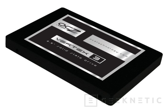 OCZ Vertex 3 y Vertex 3 Pro SATA 6Gbps, Imagen 1