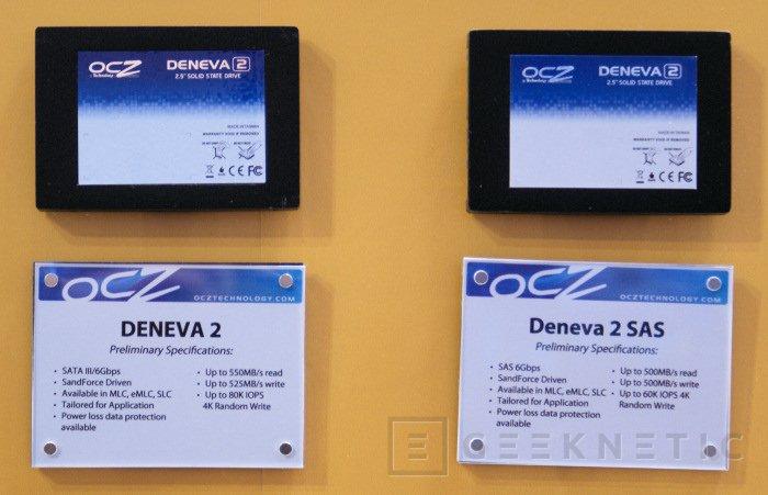CeBit 2011: OCZ prepara la gama Helios y Deneva, Imagen 2