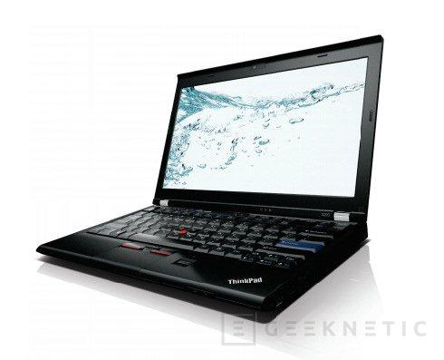 Nuevo Thinkpad X220 de Lenovo, Imagen 1