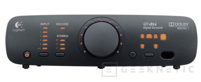 """Logitech """"jubila"""" los Z-5500 con los nuevos Surround Sound Speaker Z906, Imagen 1"""
