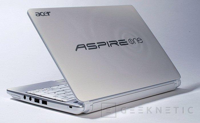 Acer renueva su gama Netbook con otra variante Atom, Imagen 1