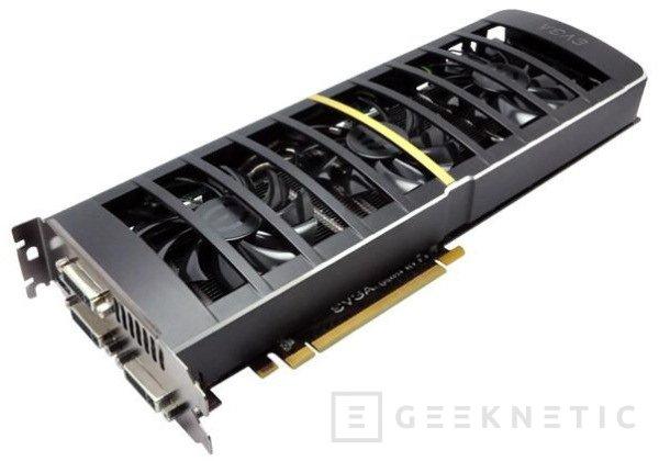 EVGA se adelanta a la GTX 590 con la GTX 460 2WIN, Imagen 1