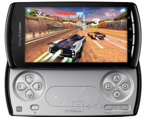 Sony Ericsson hace oficial el precio del Xperia Play, Imagen 1