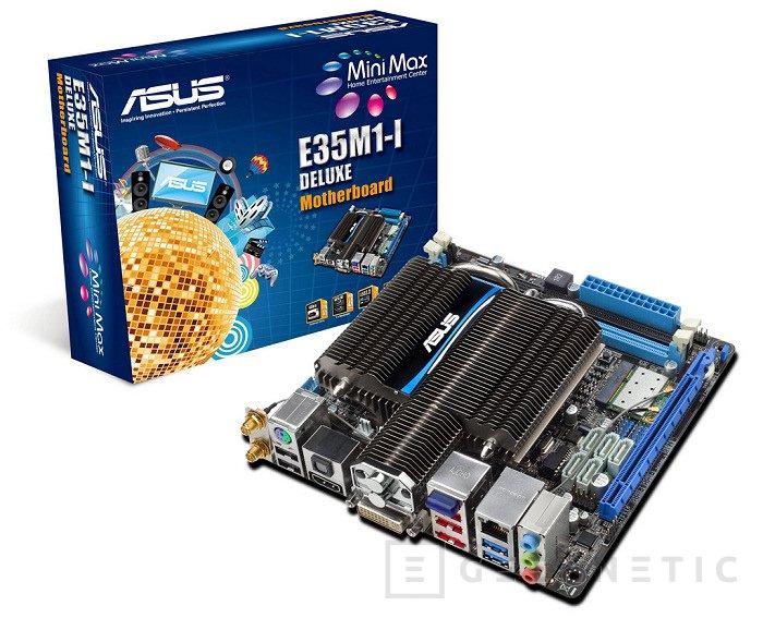 ASUS ya dispone de placas Fusion, Imagen 1