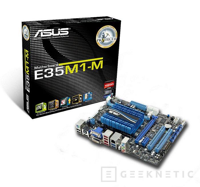 ASUS ya dispone de placas Fusion, Imagen 2