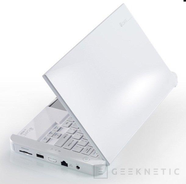 """Hercules """"redefine"""" el concepto Netbook con un smartbook, Imagen 2"""