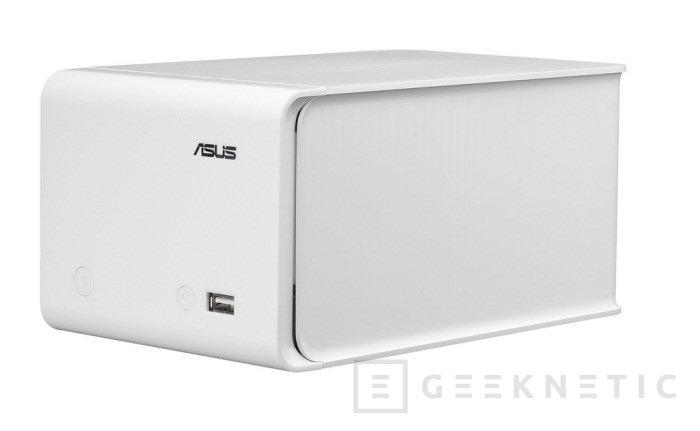 ASUS introduce nuevo NAS. NAS-M25, Imagen 2