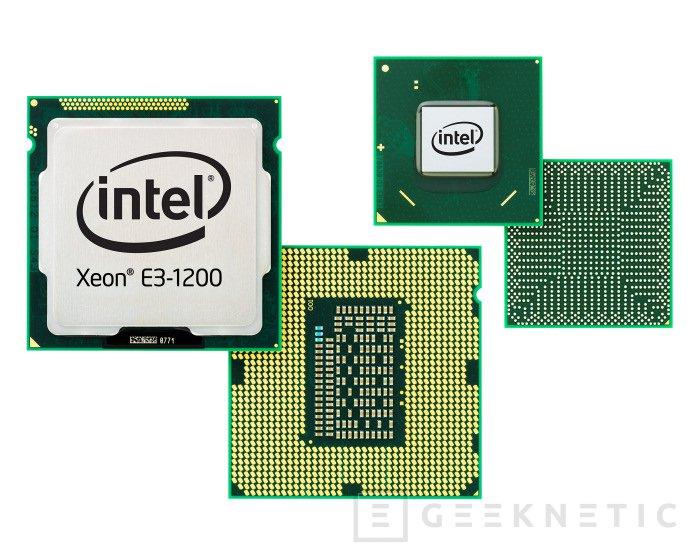 Nuevas series E7 y E3-1200 de procesadores Xeon de Intel, Imagen 2