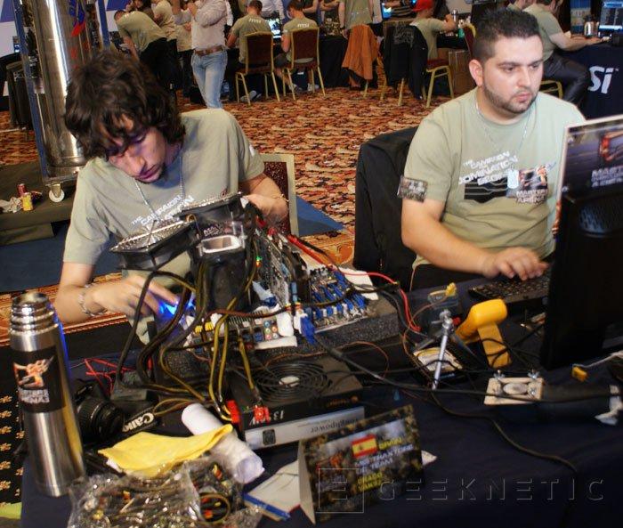 Comienza la competición de Overclocking Extremo MSI MOA, Imagen 1