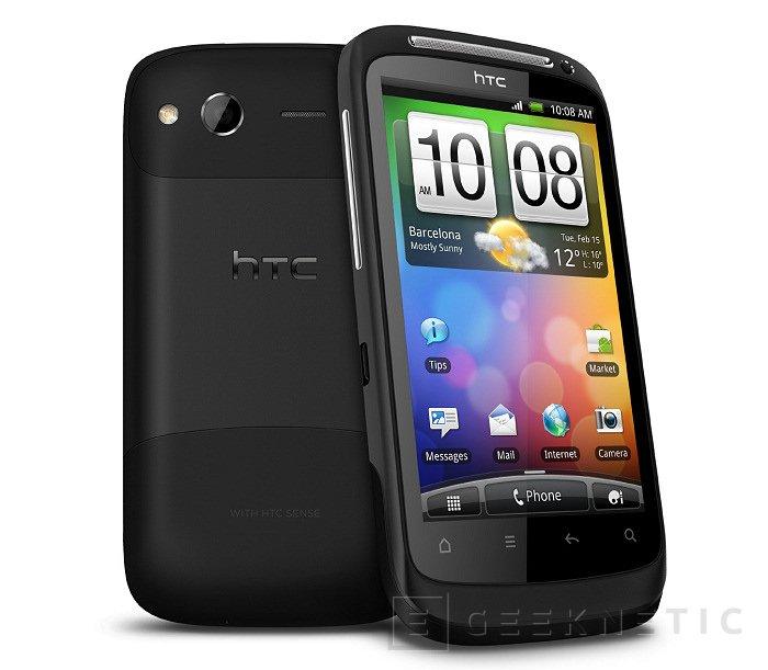 HTC Desire S ya disponible en España, Imagen 1