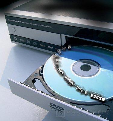 Nuevos Reproductores KISS DP-450, Imagen 1