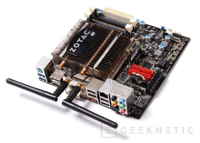 Zotac Fusion-ITX Wifi-A, Imagen 1