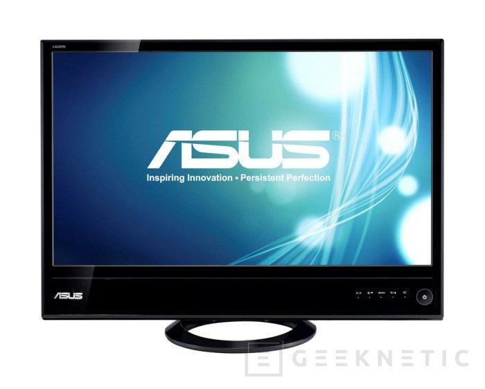 Monitores LED serie Designo ML de ASUS, Imagen 2