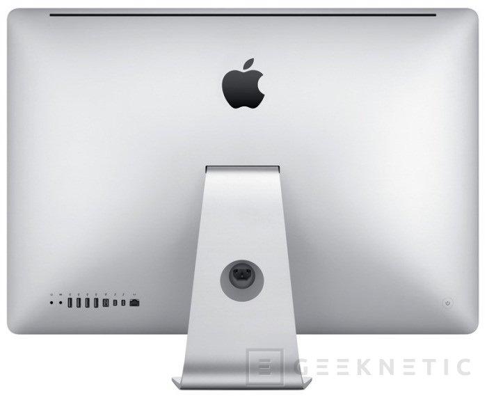 Apple actualiza los iMac, Imagen 2